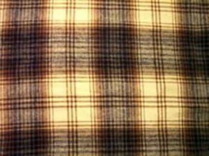 success with plaids and stripes is all about even and uneven!