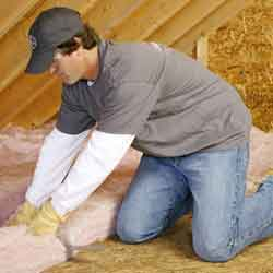 upgrade your basement with insulation from owens corning
