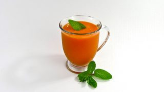 Beta-Carotene Blast Smoothie